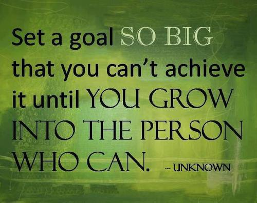 set-a-goal